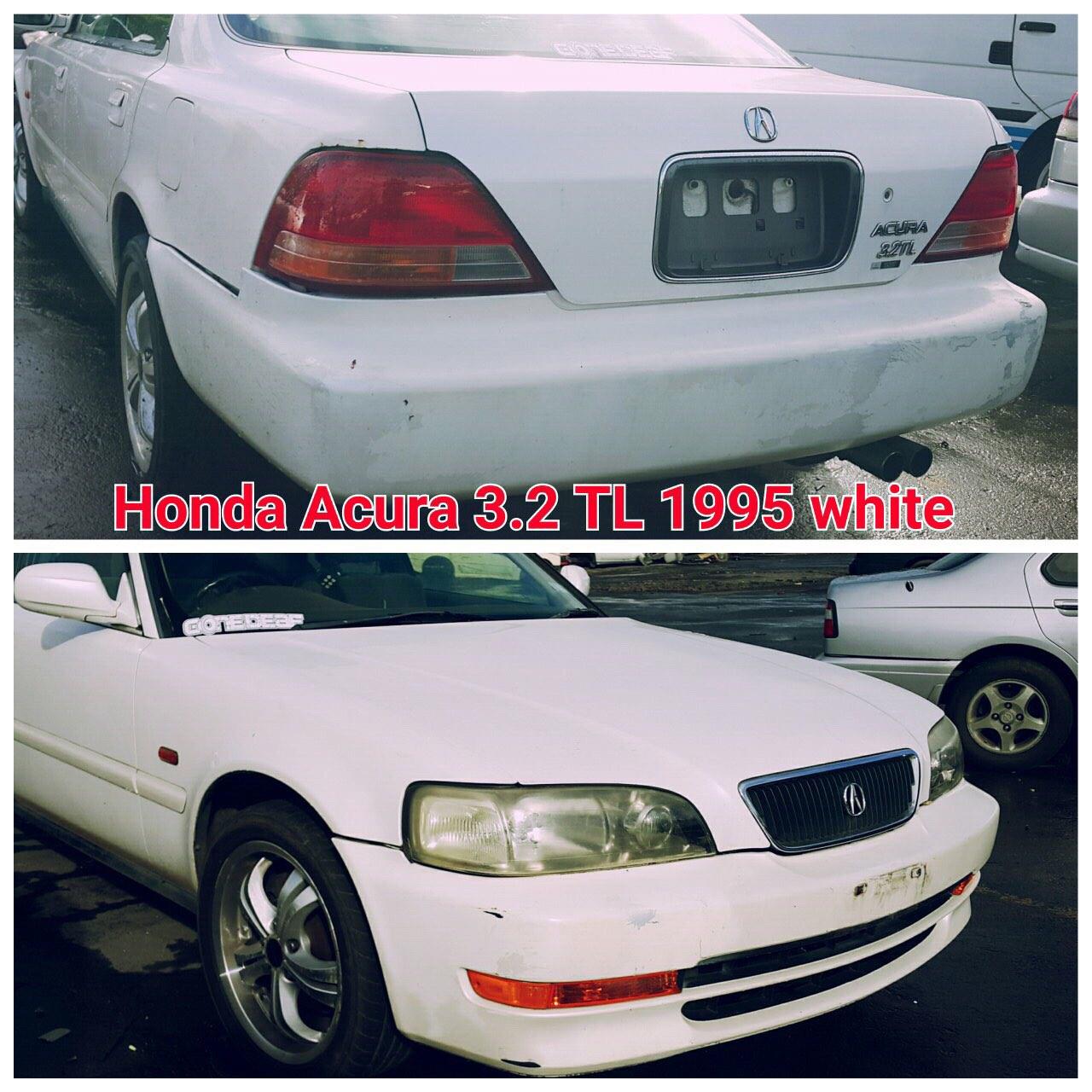 Honda Acura 3.2 TL 1995 white
