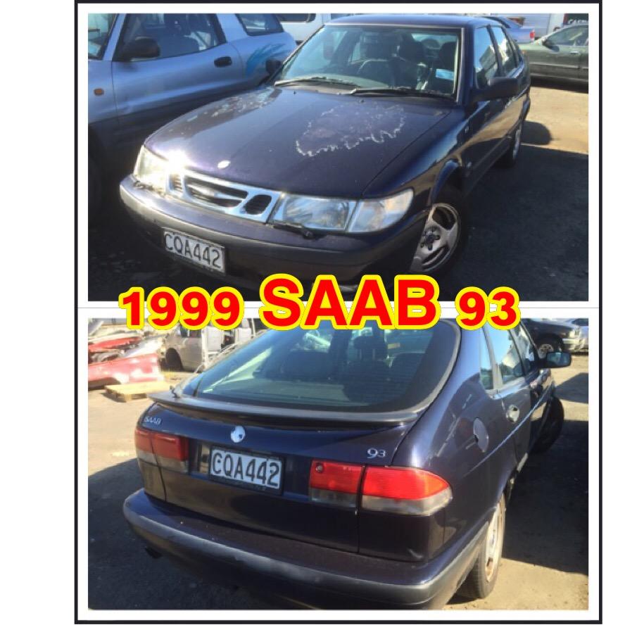 Saab 99  and 93