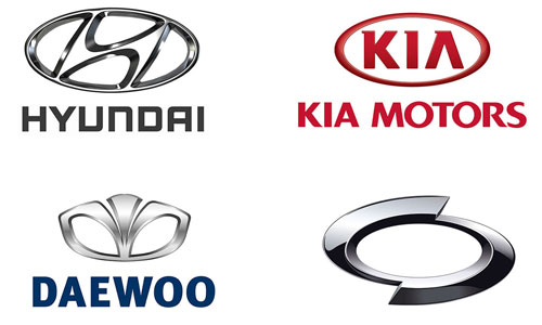 Korean-Car-Brand-logos-flyer