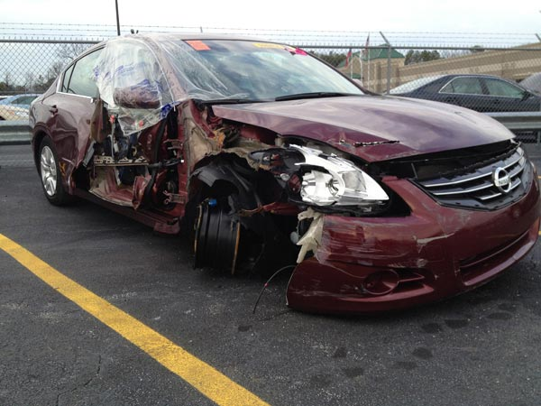 Sell Car For Parts >> How To Sell A Damaged Car For Parts